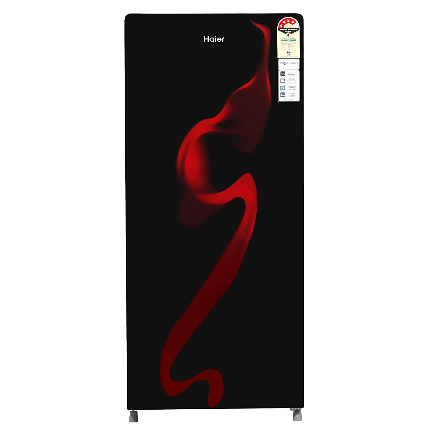 Haier 195 L 4 Star Direct-Cool Single Door Refrigerator