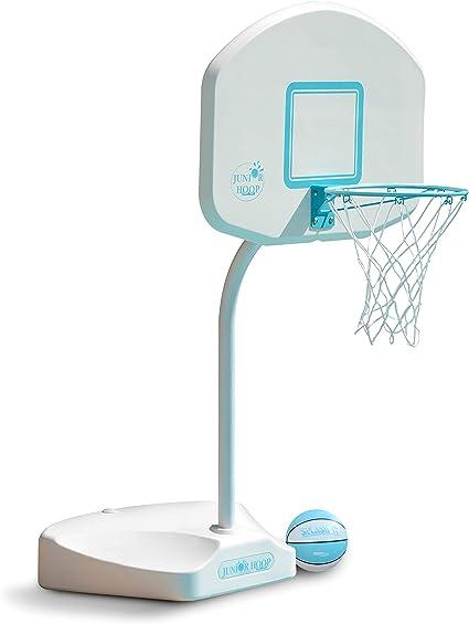 Dunnrite Junior Hoop Swimming Pool Basketball Hoop Stainless Steel Rim