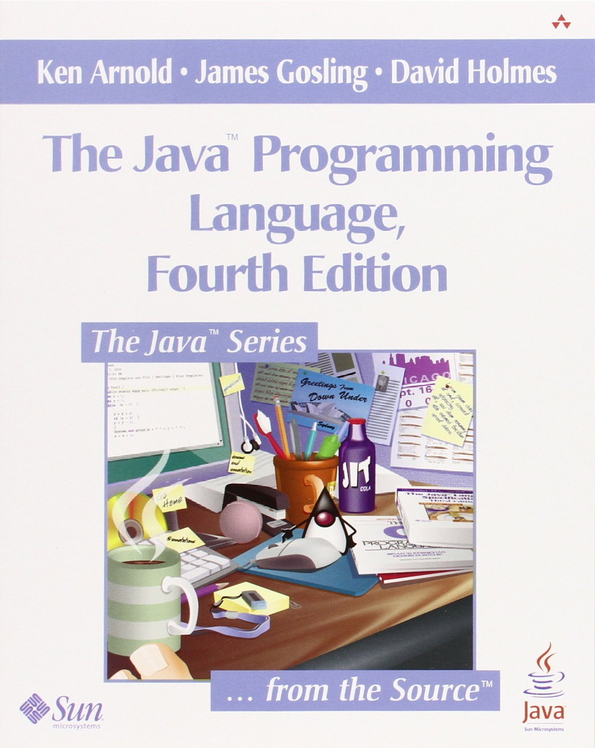 The Java Programming Language, 4th Edition by Addison-Wesley Professional