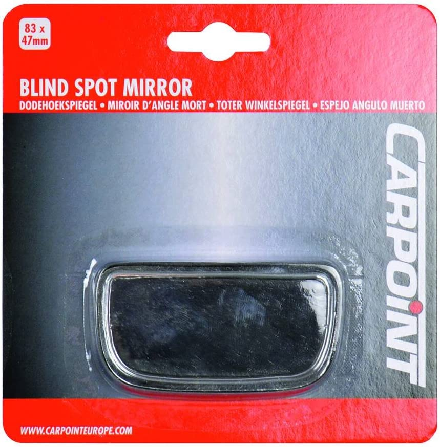 Carpoint 2423271 R/étroviseur dangle Mort 83X47Mm Rectangle