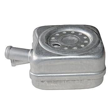 Enfriador de aceite intercambiador de calor