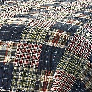 Eddie Bauer Madrona Cotton Quilt Set by Eddie Bauer