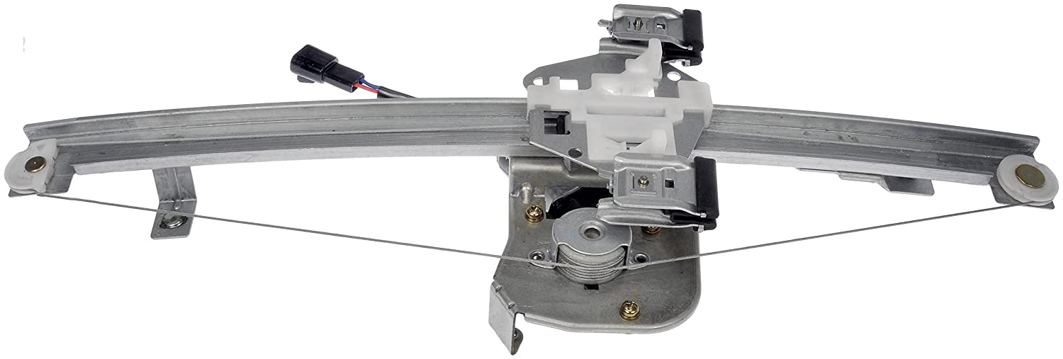 Dorman 741-389 Chevrolet/GMC Rear Passenger Side Window Regulator with Motor Dorman - OE Solutions