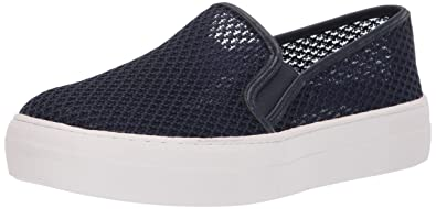1638d5a5a45 Steve Madden Women  s Gills-m Navy Athletic 5.5 US