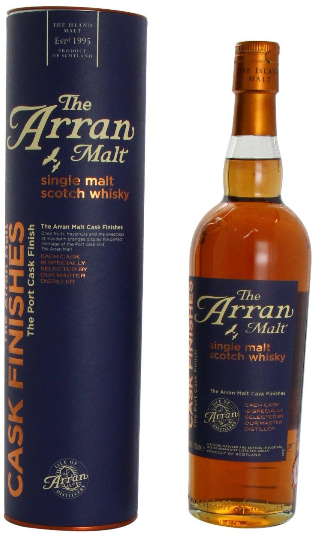 Arran Port Cask Finish Whisky