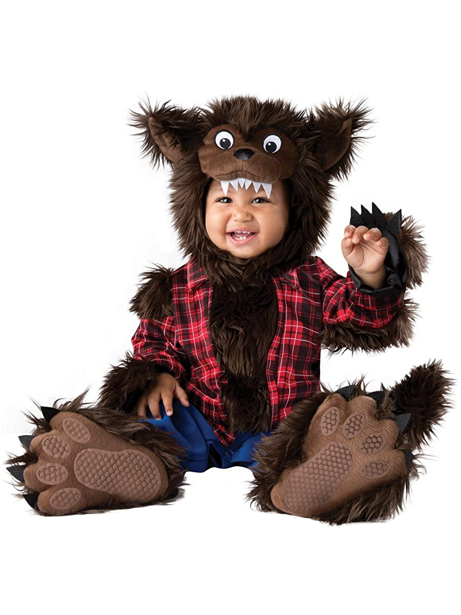 Fun World Baby Boys' Wee Werewolf Costume FunWorld 6072