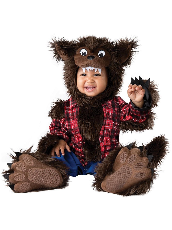 sc 1 st  Amazon.com & Amazon.com: Fun World Baby Boysu0027 Wee Werewolf Costume: Clothing