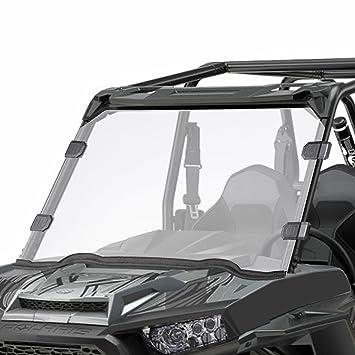 Orion Motor Tech UTV Full Windshield, Compatible with Polaris Razor, 15-18  RZR 900, 15-18 RZR 4 900, 15-18 RZR S 900, 15-18 RZR XC 900, 14-18 RZR