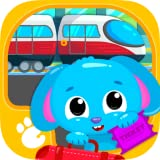 trains software - Cute & Tiny Trains - Choo Choo! Fun Game for Kids