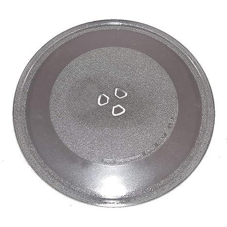 ufixt & # 174; Plato para microondas 320 mm de cristal para ...