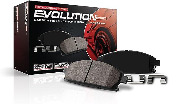 Power Stop Z23 Evolution Sport Brake Pads Z23-1084 Front