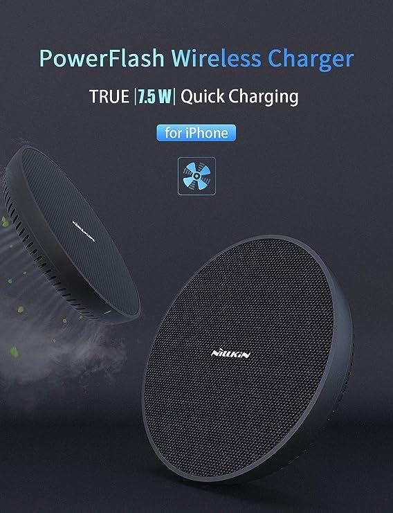 MC035 Fast Qi Wireless Charger