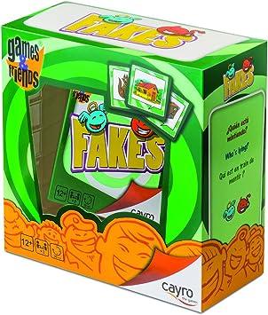Cayro - Fakes, Juego de Mesa (7005): Amazon.es: Juguetes y juegos