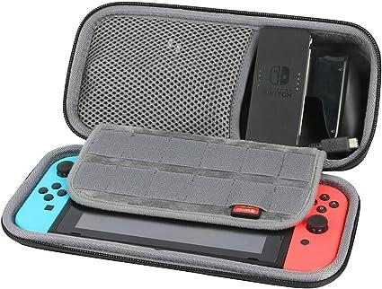 para Nintendo Switch Consola Caja Bolsa Fundas para Joy-Con/EU ...
