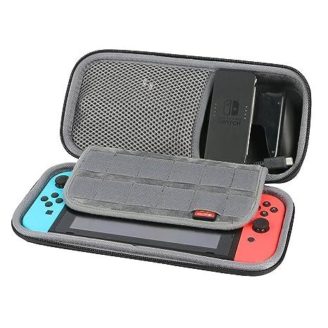 para Nintendo Switch Consola Caja Bolsa Fundas para Joy-Con ...