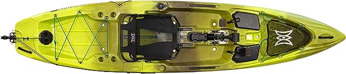 Perception Pescador Pilot Pedal kayak