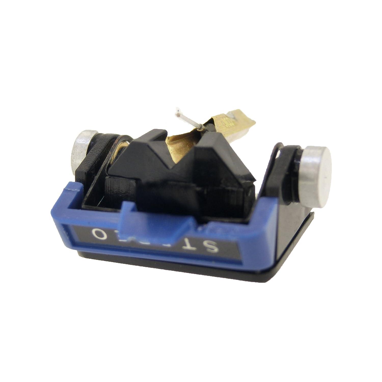 JICO レコード針 SHURE N-97xE用交換針 neo SAS/s サファイアカンチレバー 192-N97xE (SAS/S)   B07DDFDPZD