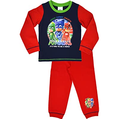 Pj MaSKs, Disney Boy's Pyjamas Set