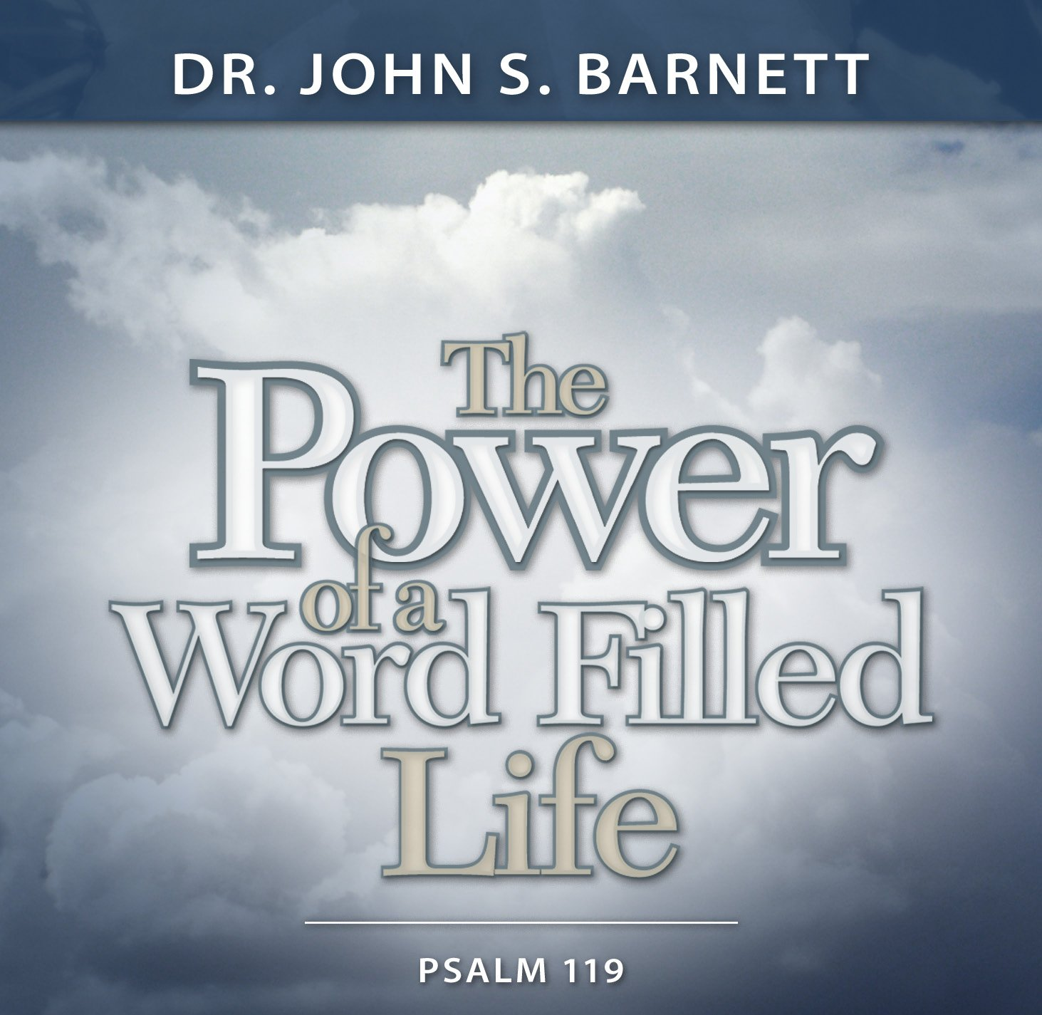 Psalm 119: The Power of a Word Filled Life pdf epub