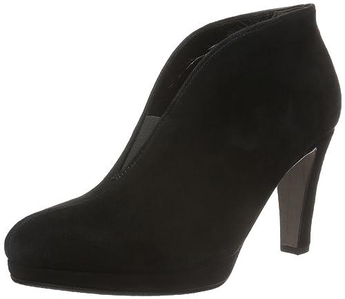 Gabor Women's, Amien, Ankle Boots, Black, ...