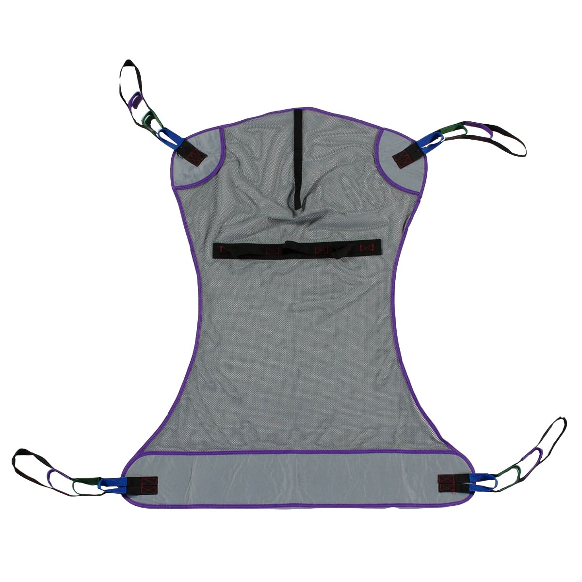 Full Body Mesh Patient Lift Sling, 600lb Weight Capacity (Large) by Patient Aid