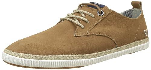 Pepe Jeans London Maui Laces Suede, Alpargatas para Hombre: Amazon.es: Zapatos y complementos