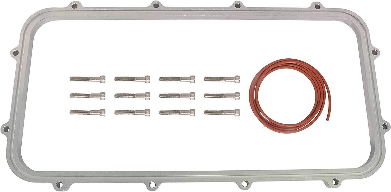 ICT Billet 1//2 Intake Manifold Lid Spacer for Holley Hi-Ram EFI LS1 LM7 LR4 LQ4 LS6 L59 LQ9 LM4 L33 LS2 LH6 L92 L76 LH8 LMG LS3 L98 L9H L20 L94 LZ1 L99 L96 LC8 L77 551126-5
