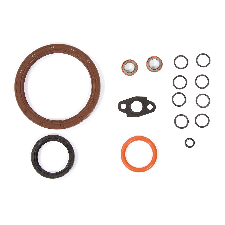 Standard Size Main Rod Bearings Standard Size Piston Rings Evergreen Engine Rering Kit FSBRR3038EVE\0\0\0 Fits 00-06 Nissan Sentra QG18DE Full Gasket Set