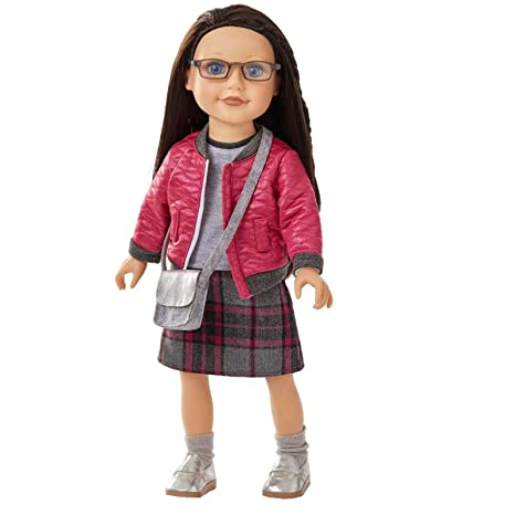 """ddf93b1f44a Image Unavailable. Image not available for. Color: Journey Girls Australia  2017 18"""" Dana Doll"""