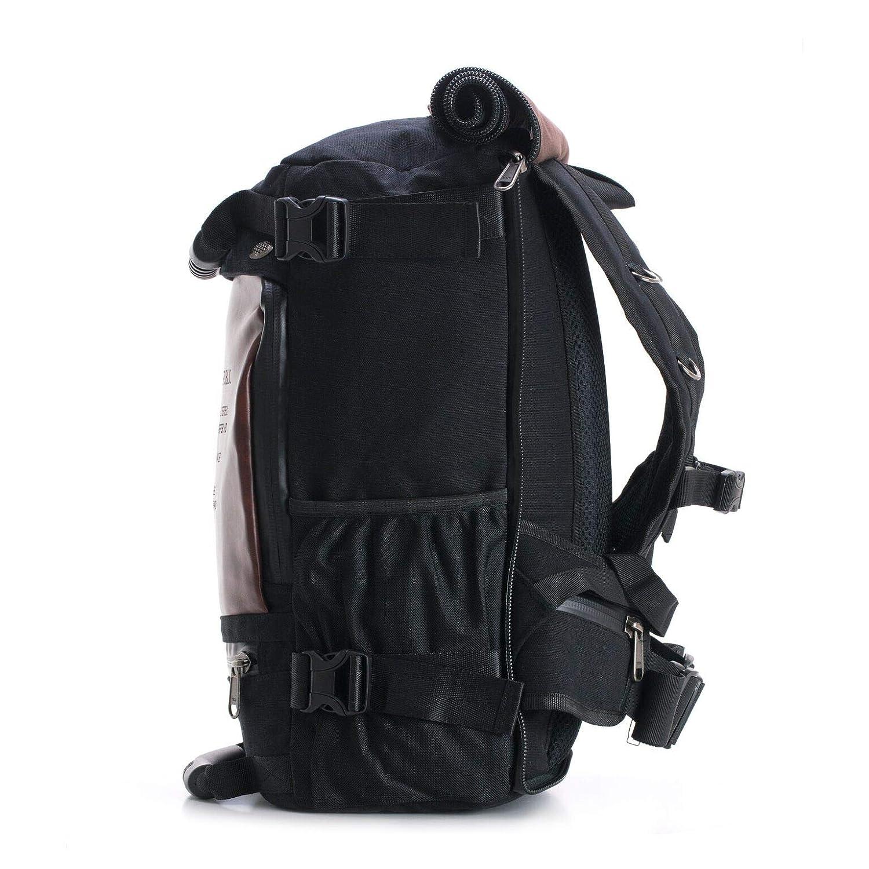 SOVRN Republic Canvas Material Duffel Bag Backpack 32L Sovrn HD Drifter Navy