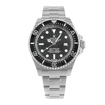 6d06c14325d Amazon.com  NEW Rolex Sea Dweller Deepsea Stainless Steel Mens watch ...