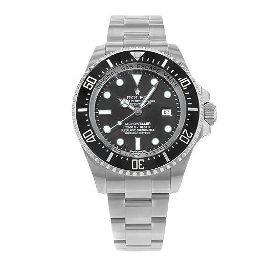 NUEVO Rolex Mar Dweller Deepsea Acero Inoxidable 116660 - Reloj de hombre: Amazon.es: Relojes