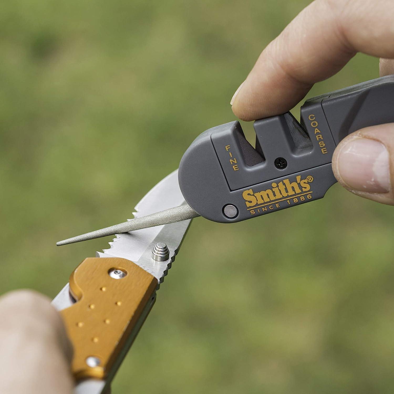 Smith's Abrasives PP1 hunting folding knife sharpener