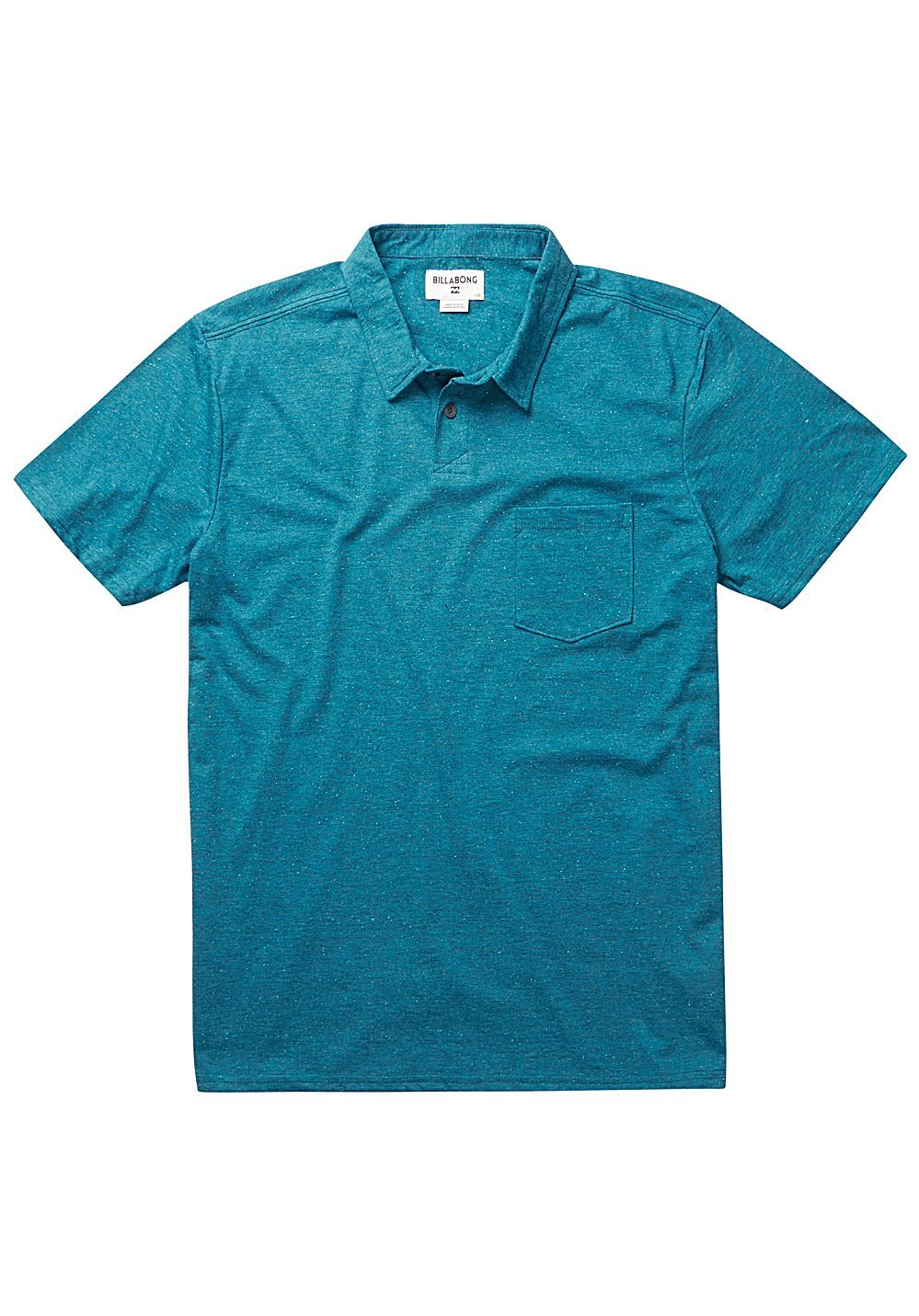 Billabong Polo pour homme standard issue XL Marine Heather l49ut
