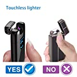 PRIMO Plasma Lighter Dual Arc Touchless No Buttom