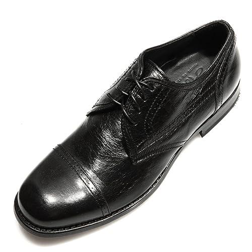 separation shoes e8d8a 4910c Alexander Hotto 80428 Scarpa Allacciata ATENE Calzatura Uomo ...