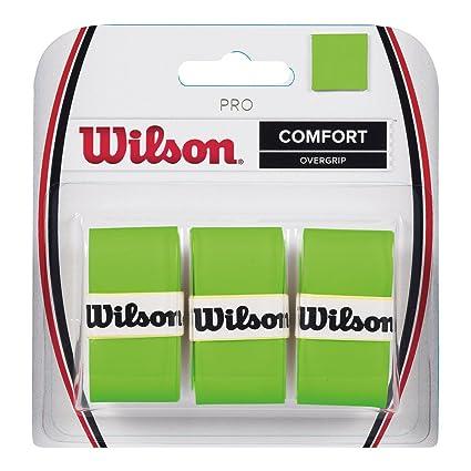 WILSON Pro Overgrips Raqueta-Unisex, Adulto
