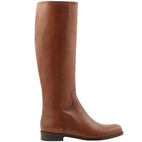Exclusif ParisExclusif Paris Paddock, Chaussures femme Bottes - Botines Mujer , color marrón, talla 37 EU: Amazon.es: Zapatos y complementos