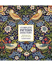 The Complete Pattern Directory: 1500 Designs from All Ages and Cultures