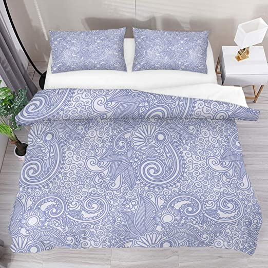 Bright Baseball Soft Bedding Duvet Cover Set Comforter Quilt Cover with Pillow Sham 2 Piece Set Twin
