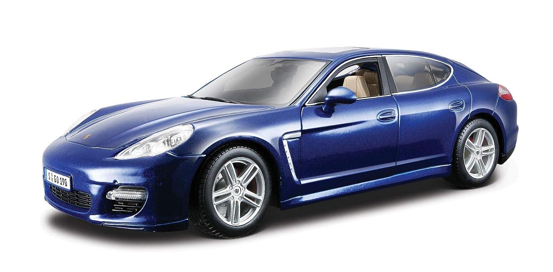 Maisto Porsche Panamera Turbo Azul 36197B, Azul (36197): Amazon.es: Juguetes y juegos