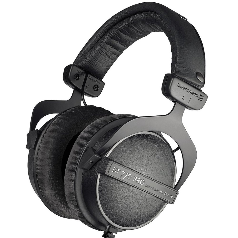 Beyerdynamic DT 770 Pro 80 ohm Limited Edition Professional Studio Headphones