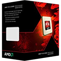 AMD FD8300WMHKBOX CPU Procesador - Black (Vishera 8-Core, 3.3 GHz, Socket AM3+, 95 Watts)
