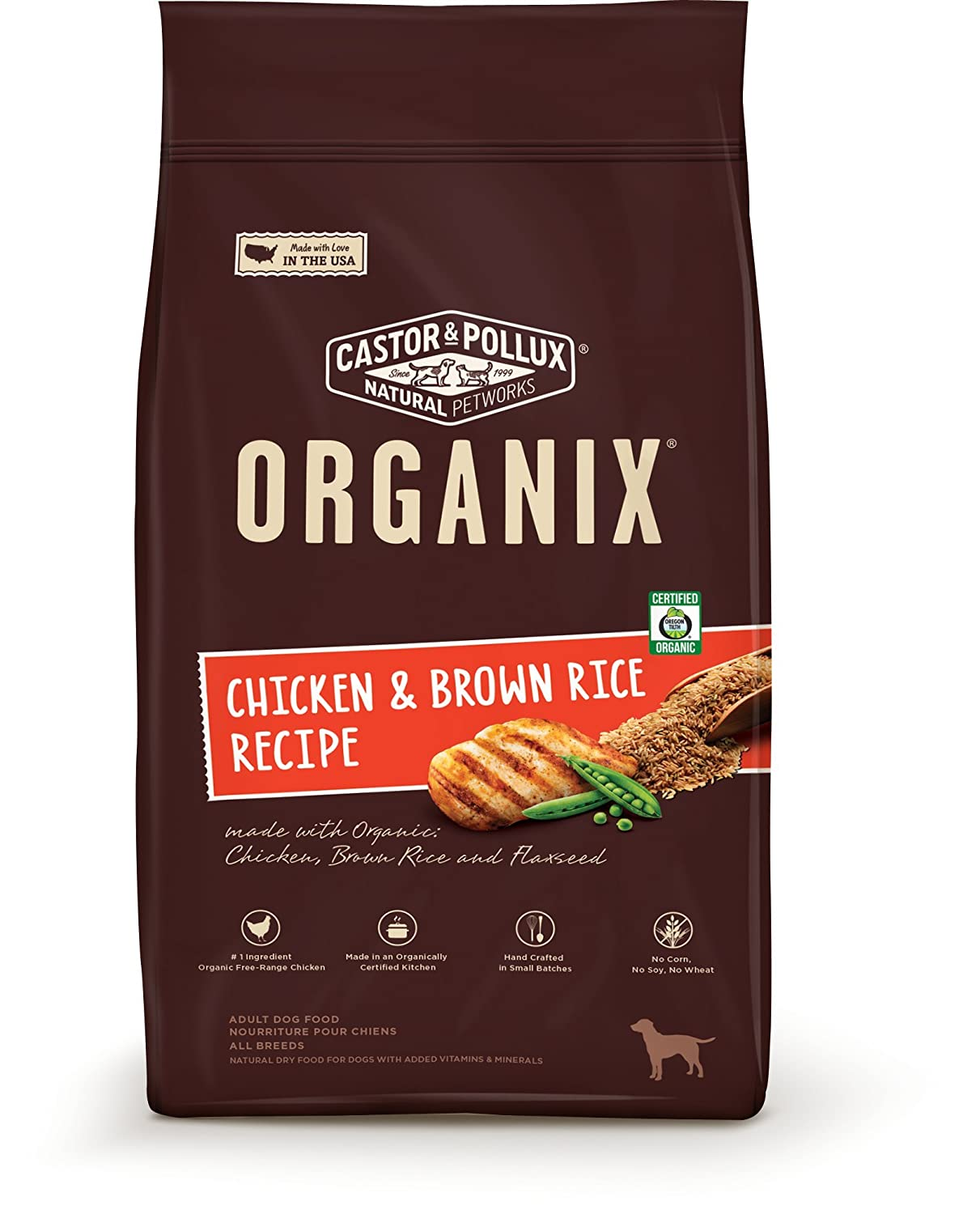 Top 6 Best Organic Dog Foods for Adult Dogs Reviews in 2020 3