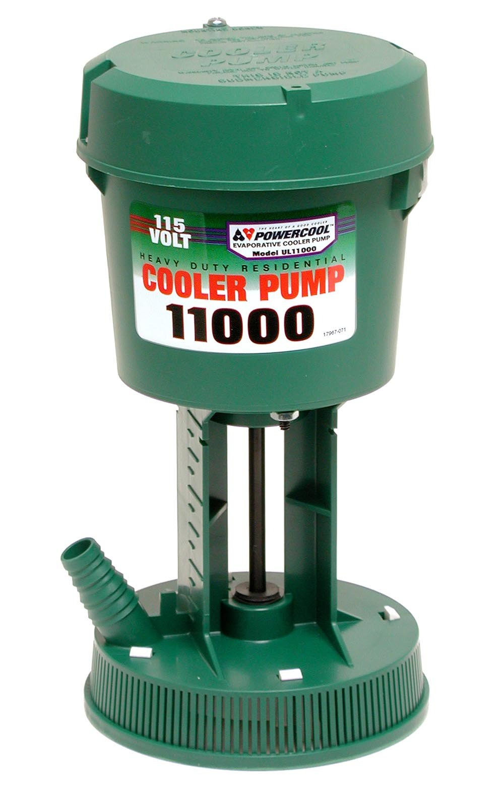 Dial Manufacturing 1195 Concentric Pump by Dial Manufacturing