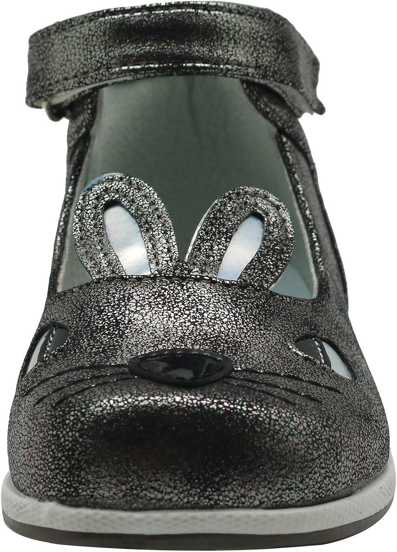 Apakowa Cute Toddler Girls Rabbit Sandals Slip On Flat Shoes