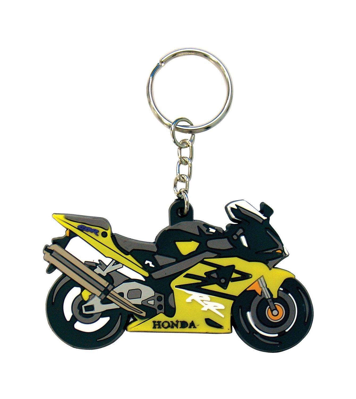 2 RK Gifts 3D Metal MotorBike Motorcycle Superbike Scooter Keyring Gift UK Seller