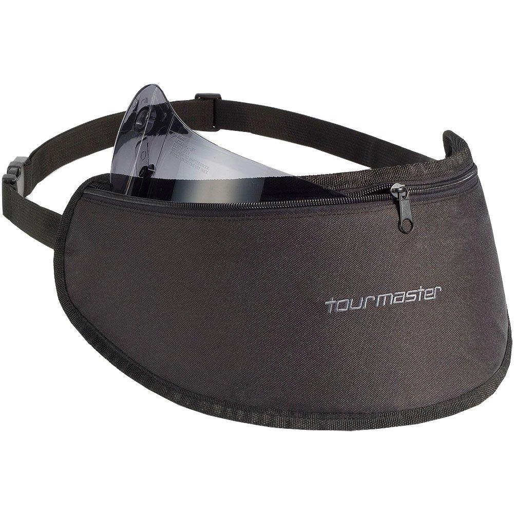 "Tour Master Select Visor Motorcycle Helmet Bag - Black / 20"" L x 6"" W by Tourmaster"