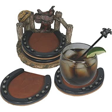 REP Horseshoe Coaster Set      537