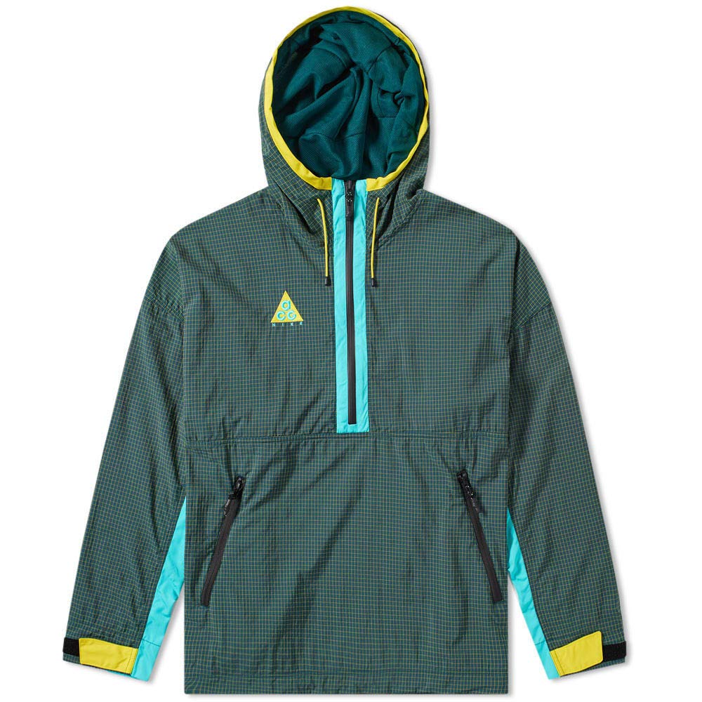 Hooded Woven Herren Windbreaker